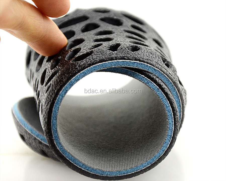 China supplier gel memory foam with breathable holes sport gel insoles high impact gel insoles