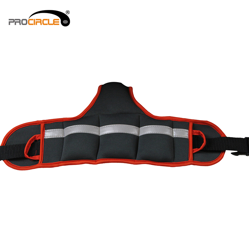 10LB Weighted Adjustable Training Vest