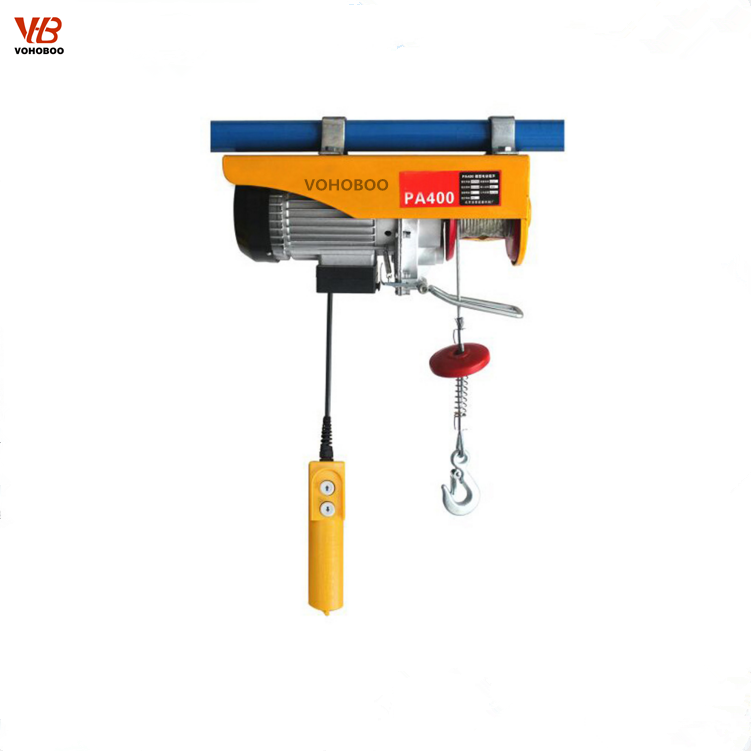 Small Overhead Electric Lifting Hoist 300kg For Jib Crane Hoist Fitness -  Buy Hoist Fitness,Electric Hoist 300kg,Jib Crane Hoist Product on