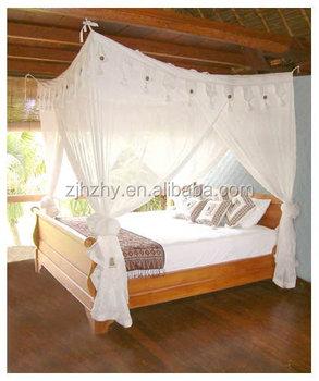 king size lit 4 portes rectangulaire moustiquaire pour lit baldaquin buy moustiquaire pour. Black Bedroom Furniture Sets. Home Design Ideas
