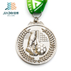 stock mould cheap high quality gold silver bronze sports custom football soccer medals