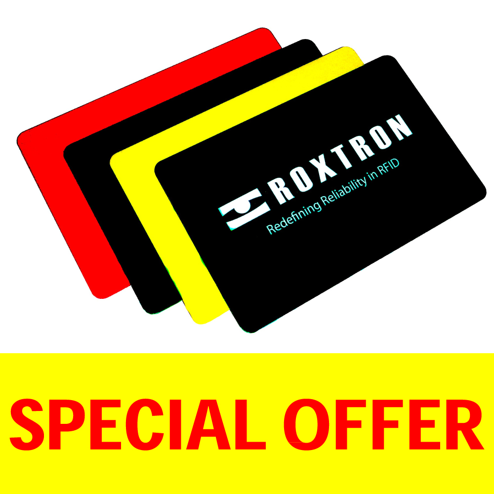 ISO 14443 Type B SRI512 Contactless Card (Special Offer from 9-Year Gold Supplier) *