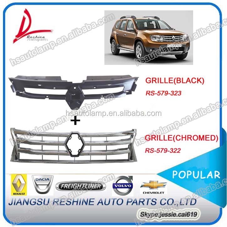 RENAULT DUSTER FRONT GRILLE 632925613R