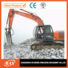 hydraulic breakes,tramac hammer parts, excavator attachments