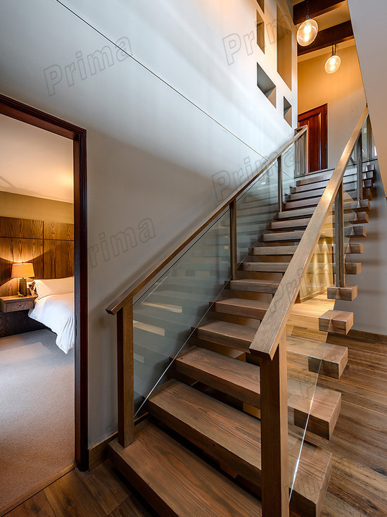 House Design Cable Balustrade Wood Steps Ladder Buy