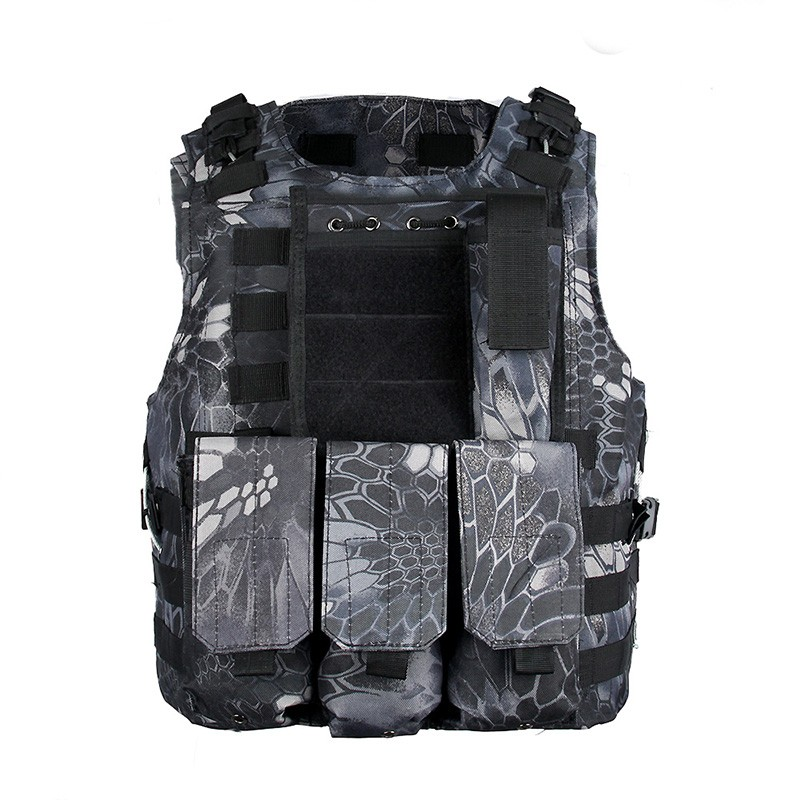 Military air soft tactical hunting gear cheap army combat vest military tactical reflective safety vest