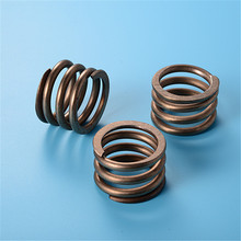 Best selling custom industrial stainless steel small coiled spring