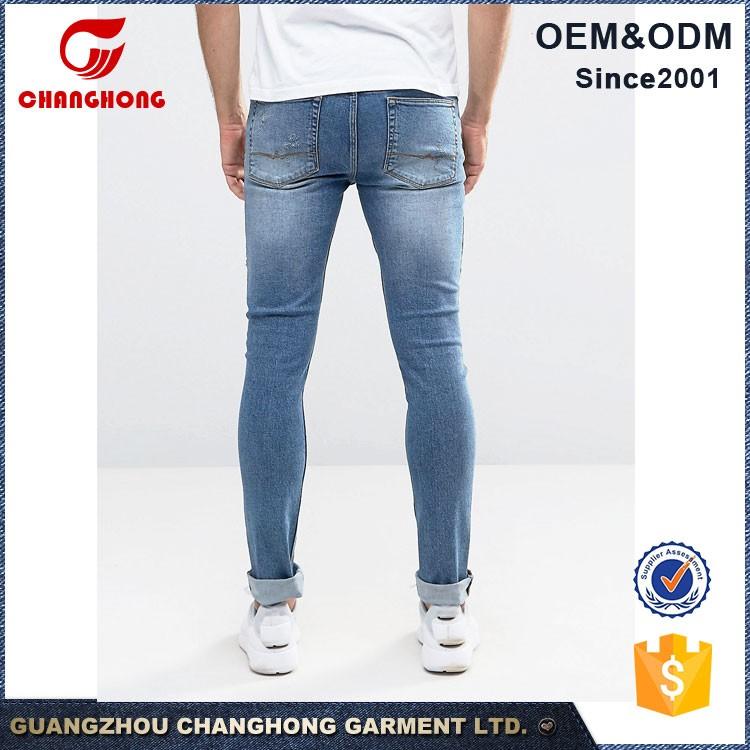 Pantalones Vaqueros Modernos Rasgados Con Lavado De Acido Para Hombre De Europa Buy Hombres Pantalones Vaqueros Rasgados Patchwork Jeans Hombres Moderno Vaqueros Product On Alibaba Com