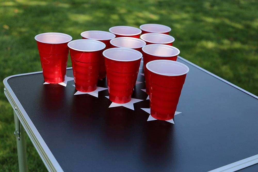 Bier pong tafel beer pong game tafel beer pong opvouwbare tafel