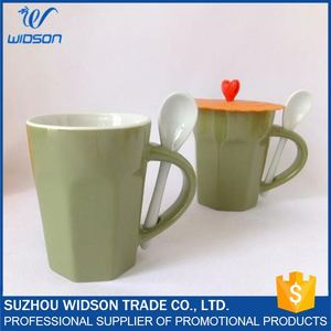 wholesale tea cups office use, custom tea cups with spoon