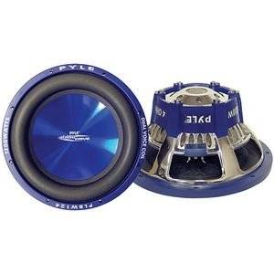 "Pyle Blue Wave Plbw104 Woofer . 1 Pack . 4 Ohm ""Product Type: Speakers/Multi-Element Speakers"""