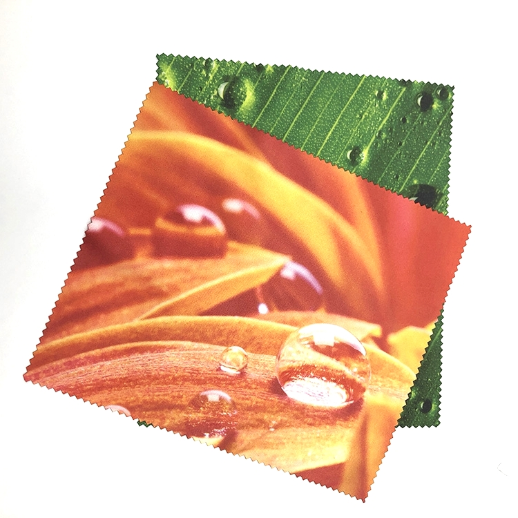 Cheap price chinese design custom printed fashion microfiber lens cleaning cloth for glass фото