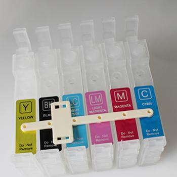 Ciss Ink Cartridge For Epson Wf-3620 Wf-3640 Wf-7610 Wf-7620 Wf-7710  Wf-7720 Refill Ink Cartridge - Buy Ink Cartridge,Ink Cartridge For  Epson,Refill