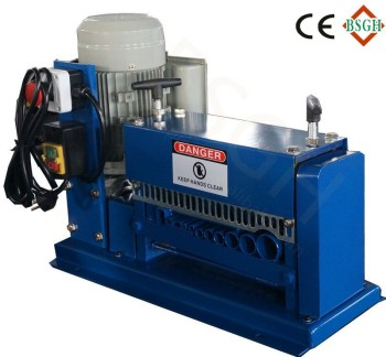 Coaxial Cable Stripping Machine Cable Sheath Stripper Crap Copper ...