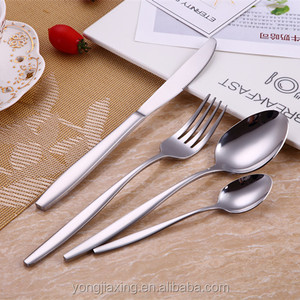 China products innovative stainless steel cutlery set