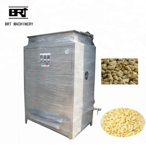 Automatic machine cashew nuts garlic peeling machine/cashew nut machine shelling