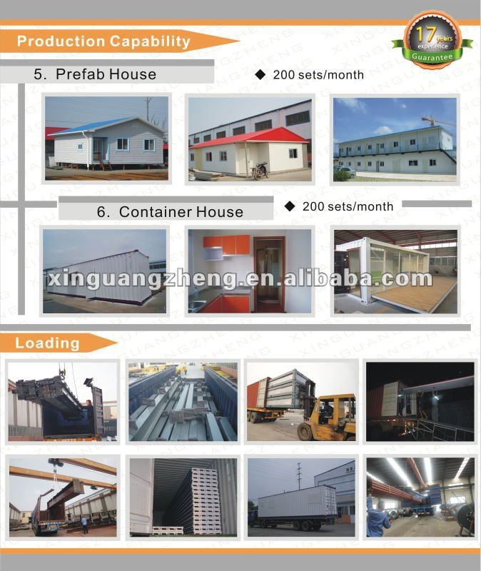 Prefabricated House for Dormitory