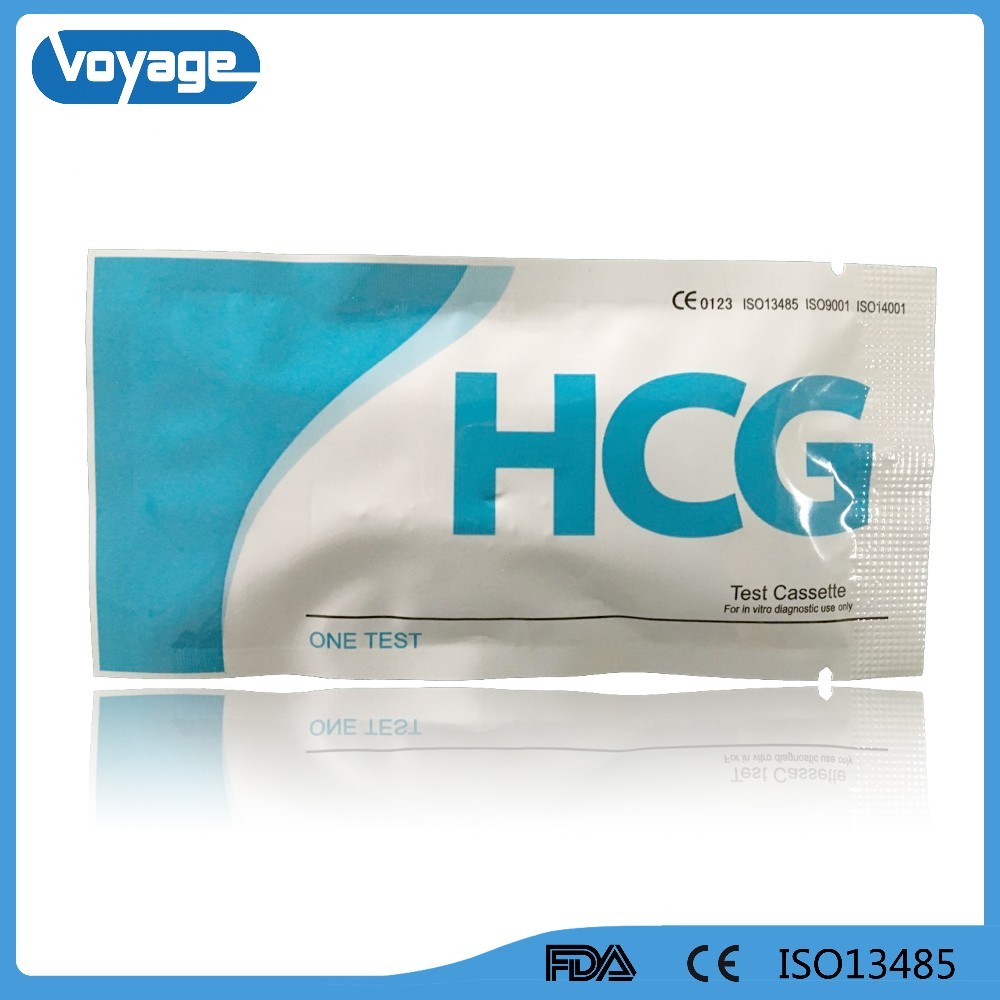 HCG Blood Pregnancy Test Kit For home Use