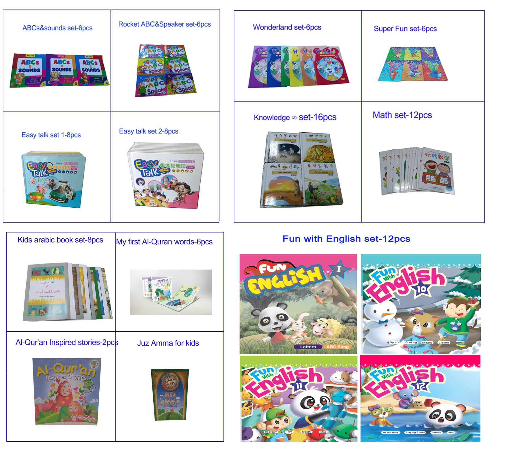 English I Like Learning Audio 12 Books Kids Talking Pen - Buy Talking Pen  English Book,Audio Book,English Audio Books Product on Alibaba com