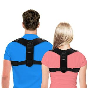 Shoulder support back posture corrective brace Back Support Customized Logo Posture Corrector for Women and Men