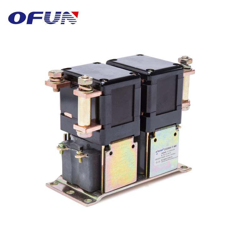 OFUN Forklift Waterproof Single Pole Dc Magnetic Main