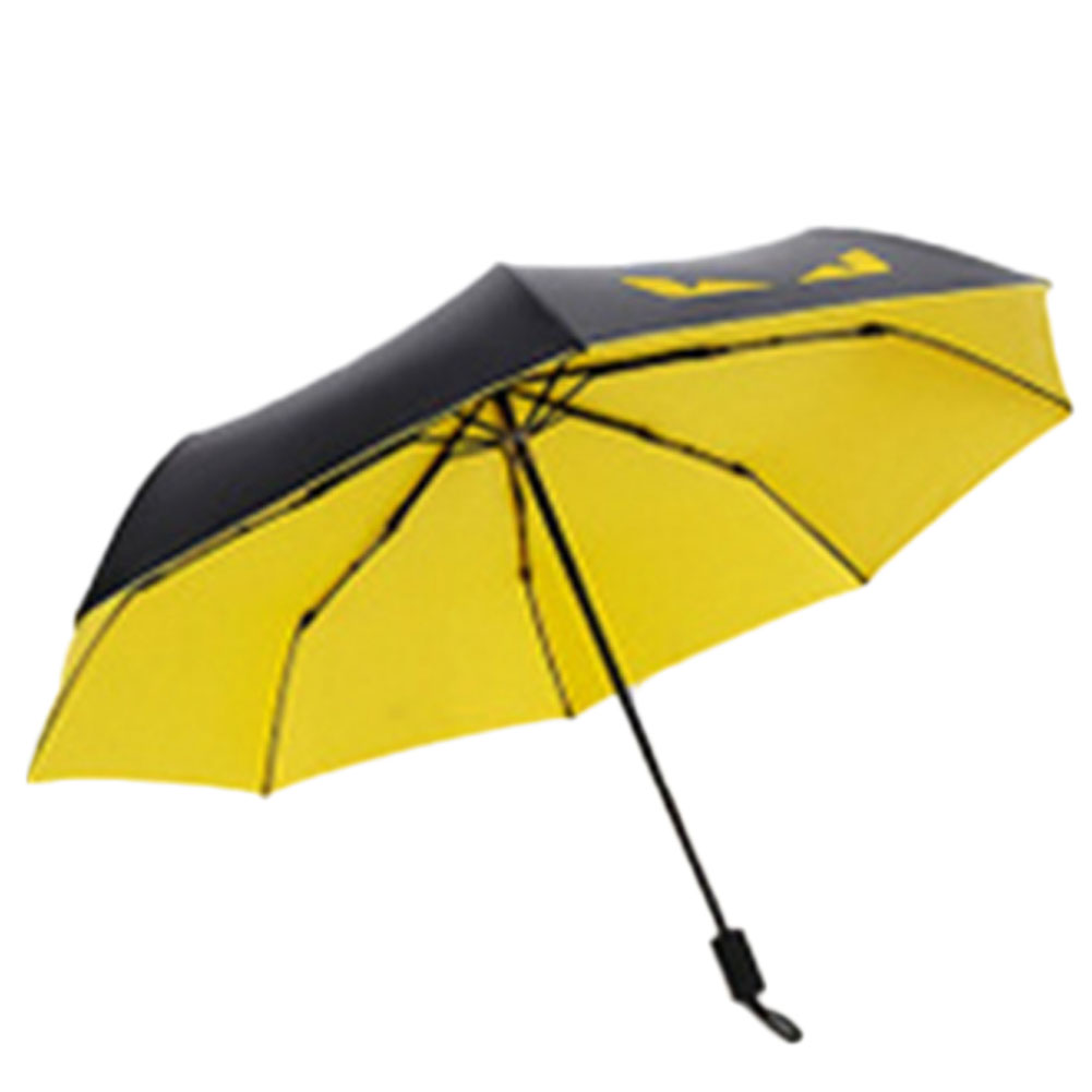 8eb6ea87bfbdc6 Quality Umbrella, Women Sunny and Rainy Mini Fashion Folding Umbrellas,  Little devil sun Parasol Umbrella rain women