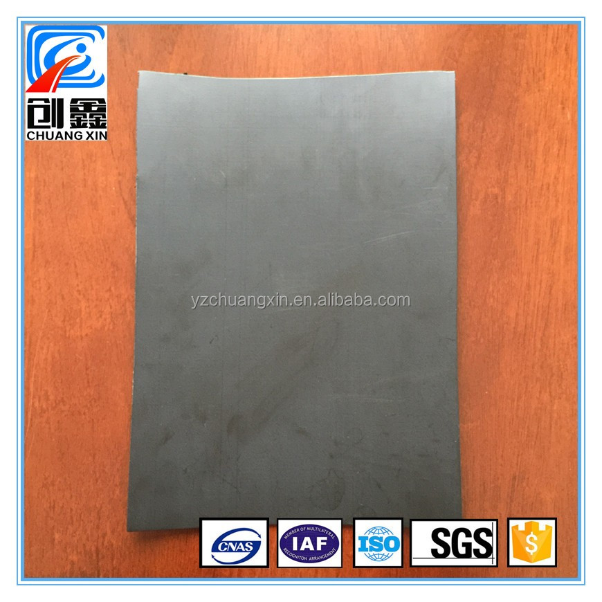 0.1-3.0mm thickness black hdpe plastic sheet geomembrane