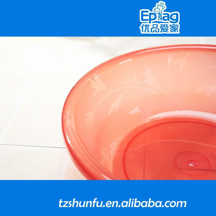 2015 14 fashion tub mould,extra large plastic wash basin,plastic baby girl basin injection mold tooling manufacturer