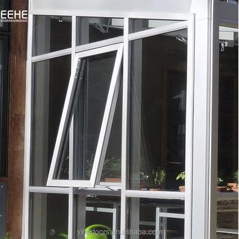 Ouverture Vers Lextérieur De Fenêtre à Battants En Aluminium Pour