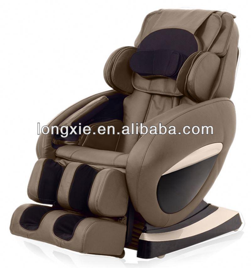 جديد 2014 كامل الجسم الاسترخاء كرسي التدليك المدلك معرف