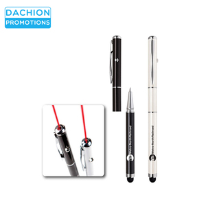 Customized 3-in-1 Laser Pointer/Stylus/Pen