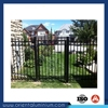 Weifang aluminium welded fence 12 foot metal fence posts