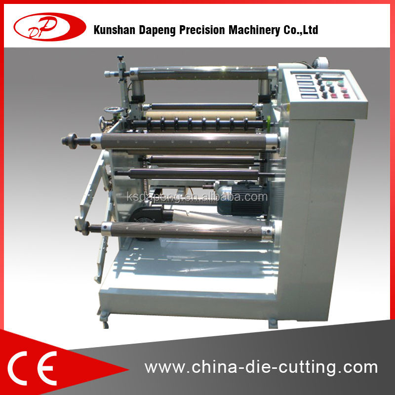 DP-650 Slitter Laminator Machine for Mylar