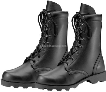 High quality genuine leather military jungle boots army tactical boots d348b68a00e