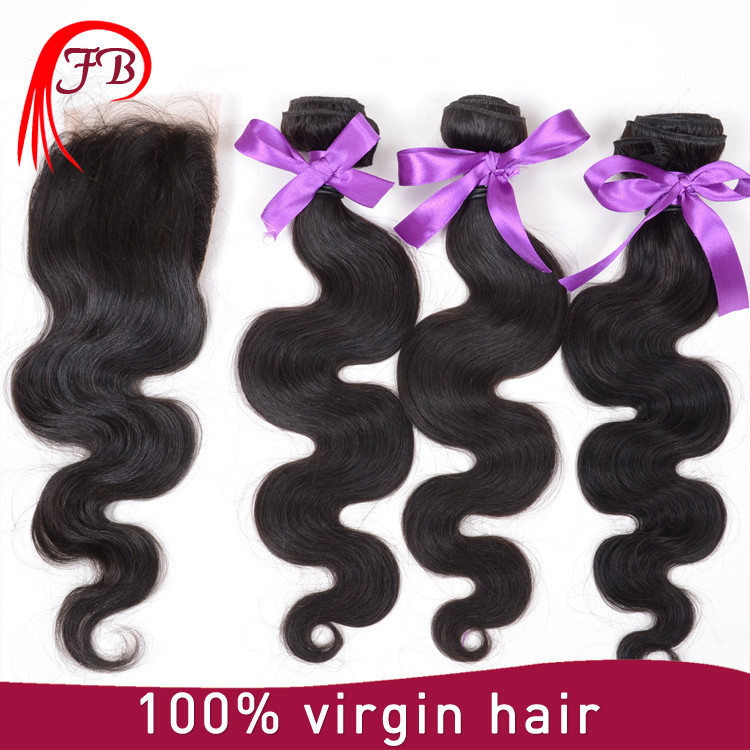 100% Indian humanhair human cuticle hair extensions