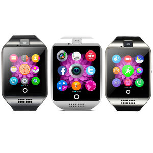 New Smart Watch Phone User Manual with SIM Card