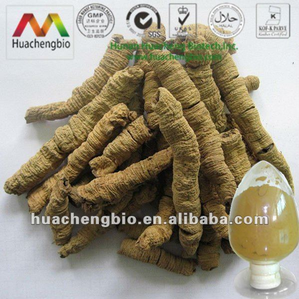 ISO&Kosher 5%~20% Beta-Sitosterol Morindae Officinalis Root Extract