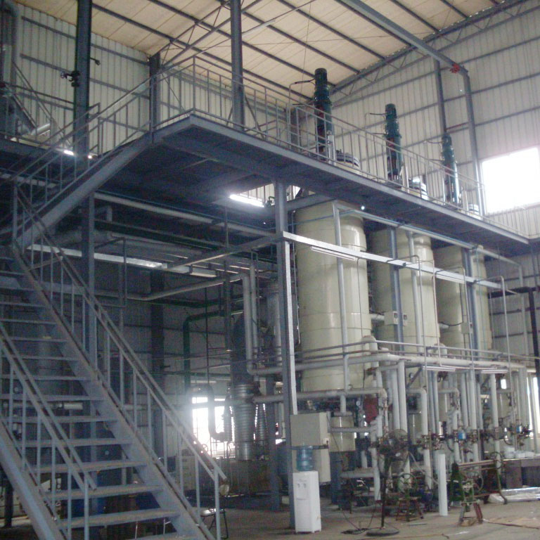 USA PATENT waste black engine oil recycling plant