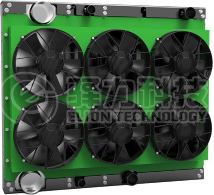 ATS--Good Performance Engine Cooling System for Bus