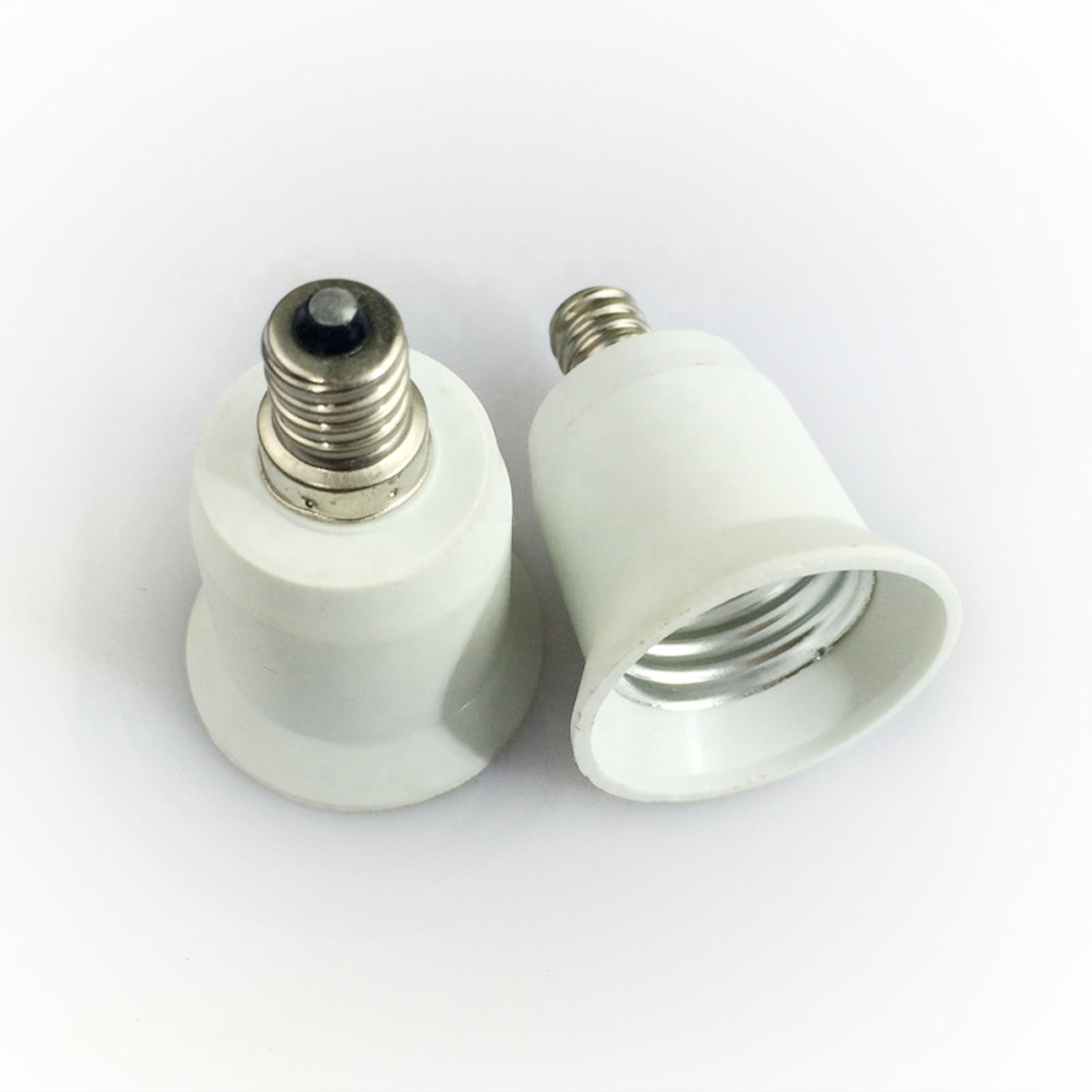 Wholesale led light bulb <strong>adapter</strong> convert E12 to <strong>E27</strong> lamp <strong>socket</strong> <strong>adapter</strong>