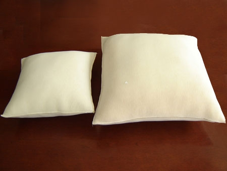 Friendly Environment pillow scrap foam padding