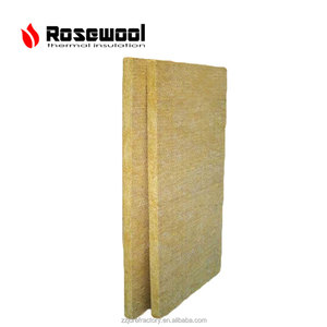 Excellent strength and resistance to blowing rock wool pipe insulation waterproof