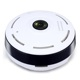 1.3mp fisheye camera P2p 360 degree wireless ip panoramic security camera