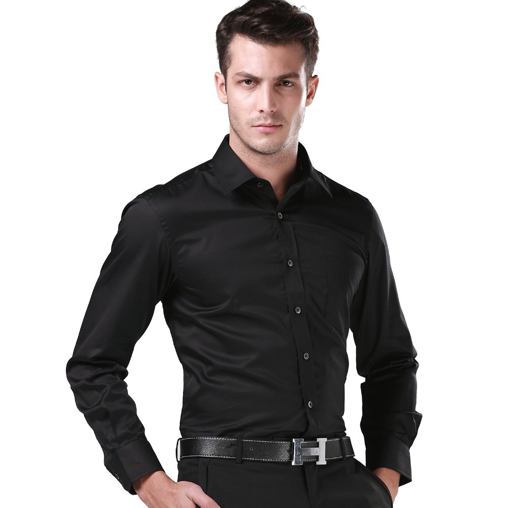 Cheap Men Cotton Spandex Long Sleeve T Shirt, find Men Cotton ...