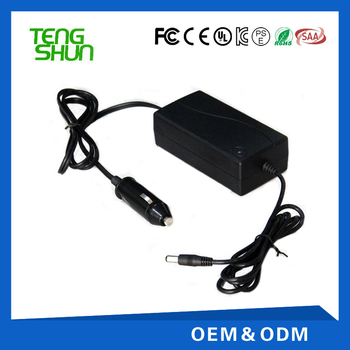 wholesale 12v dc input 24v 1.5a dc output car battery charger for lithium batteries