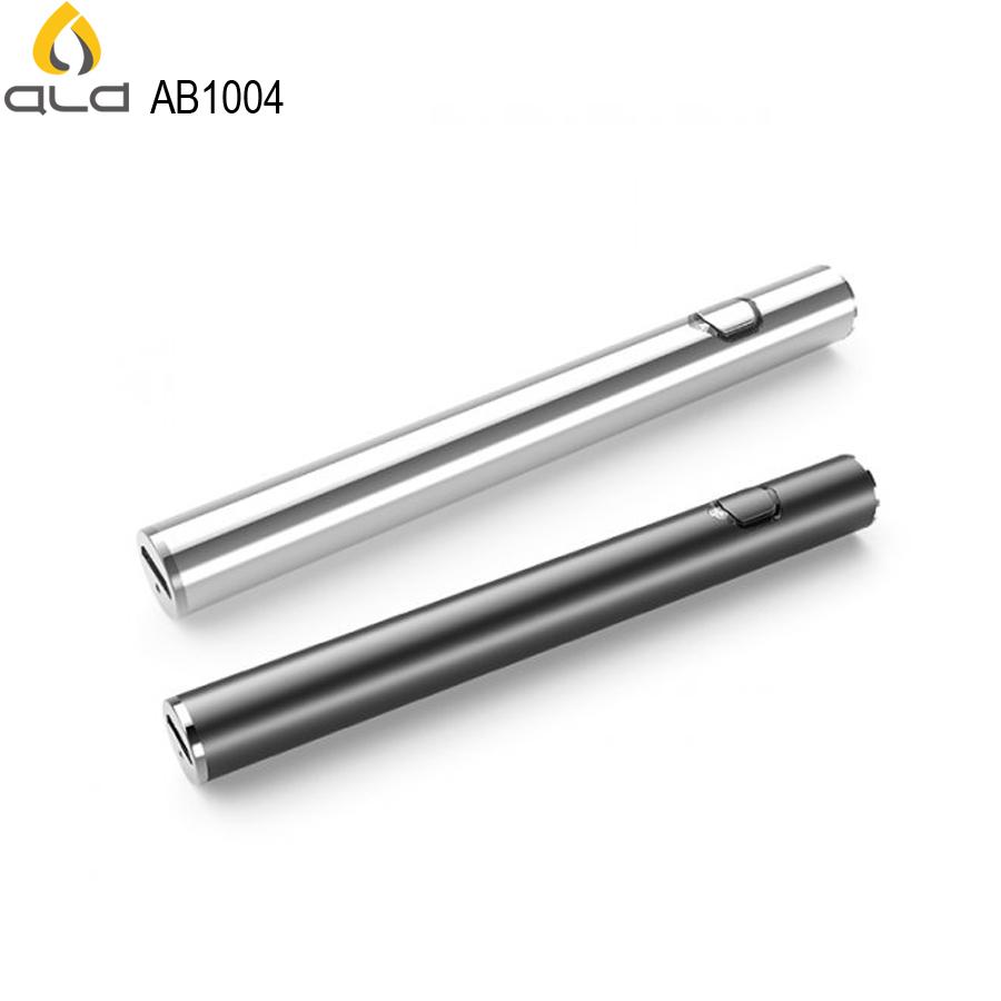 Ab1004 Thick Oil Voltage Adjustable 280mah Vape Pen Battery 510 Thread  Wholesale - Buy Vape Pen Battery 510 Thread,Vape Pen Battery Wholesale,Vape  Pen