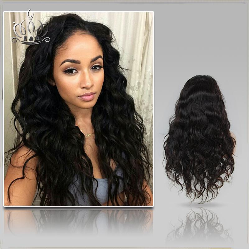 7a Grade Brazilian Virgin Hair Body Wave Full Lace Human