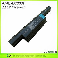 High capacity laptop replacement battery for Acer 5250 5251 5252 5253 5333 5336 5551 5733 notebook battery