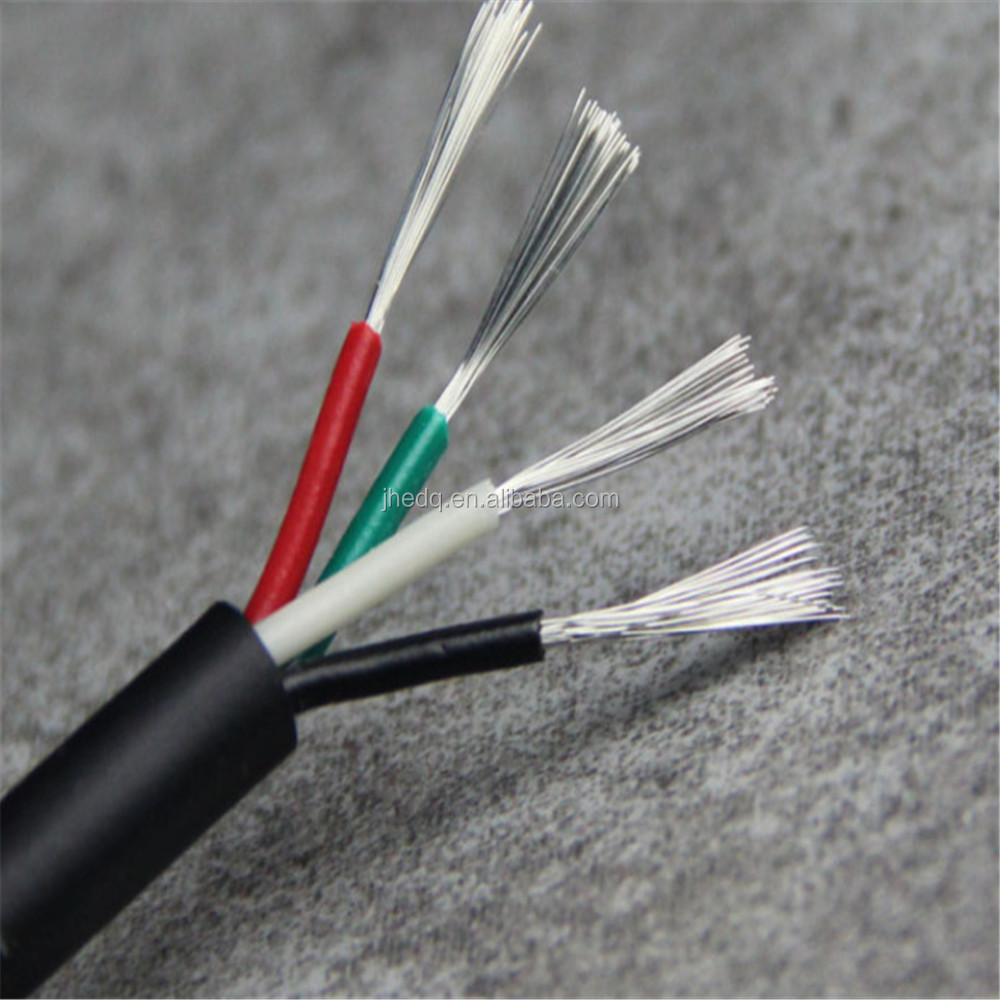 PVC Sheath Electronic Signal Control Cable