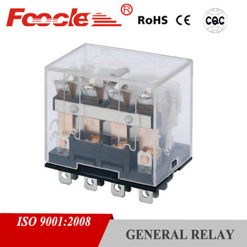 Price Electronic 4z Electromagnetic Relay Ly4 100110dc Buy Relay